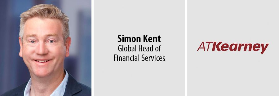 A.T. Kearney appoints Simon Kent Global Head of Financial Services