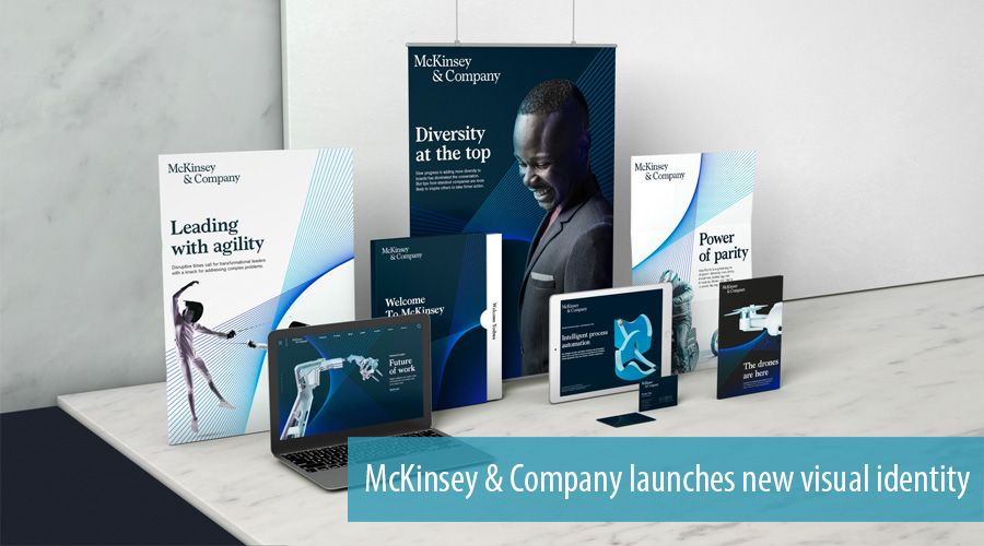 McKinsey & Company launches new visual identity