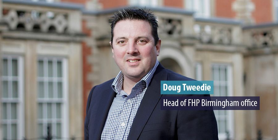 Property consultancy FHP launches first West Midlands office