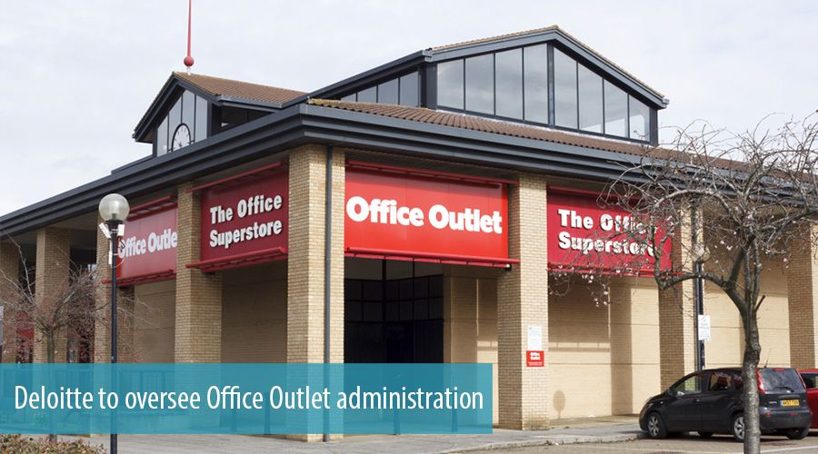 Deloitte to oversee Office Outlet administration
