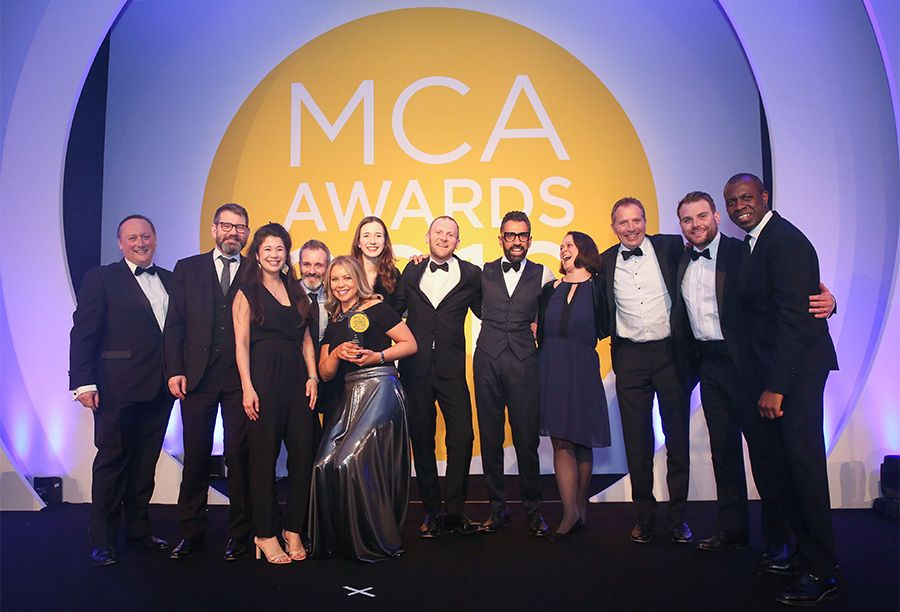 Winners of the MCA Awards 2019