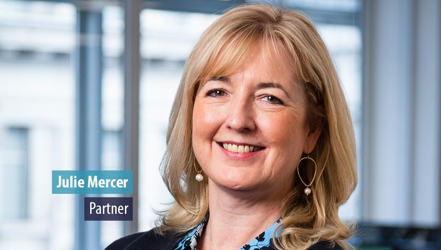 Julie Mercer joins education practice of Cairneagle as Partner