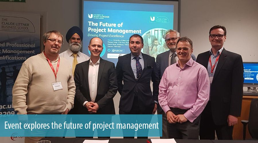 Event explores the future of project management