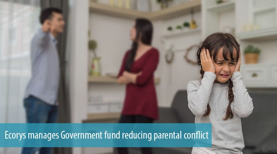 Ecorys manages Government fund reducing parental conflict