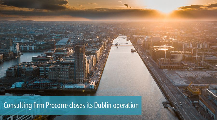 Consulting firm Procorre closes its Dublin operation