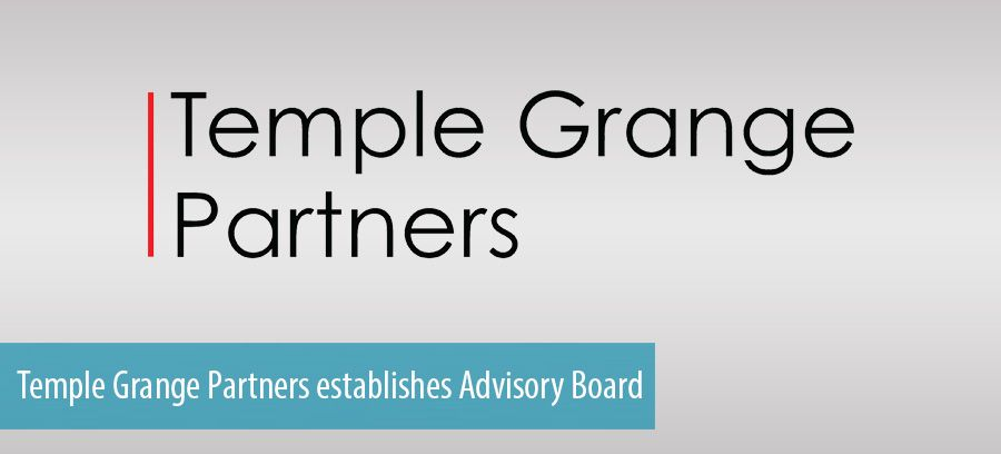 Temple Grange Partners establishes Advisory Board