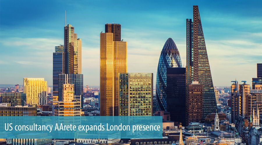 US consultancy AArete expands London presence
