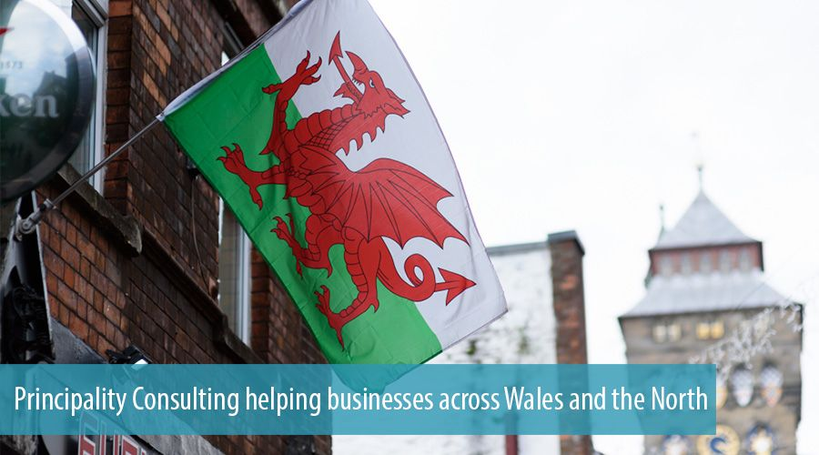 Principality Consulting helping businesses across Wales and the North