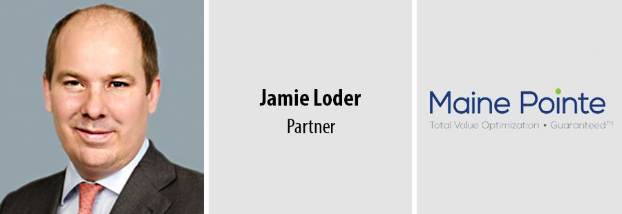 Jamie Loder joins Maine Pointe as a Partner in London office
