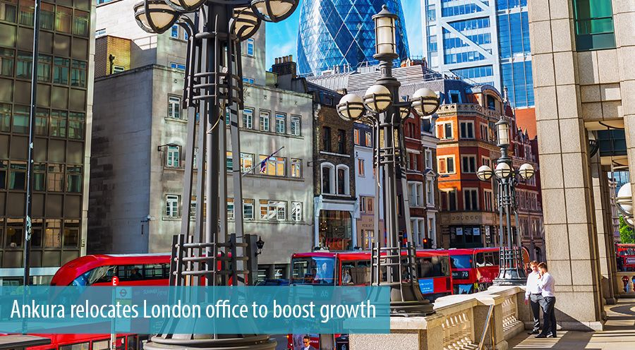 Ankura relocates London office to boost growth