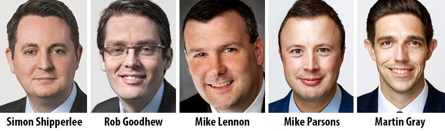 Duff & Phelps promotes five consultants in restructuring unit