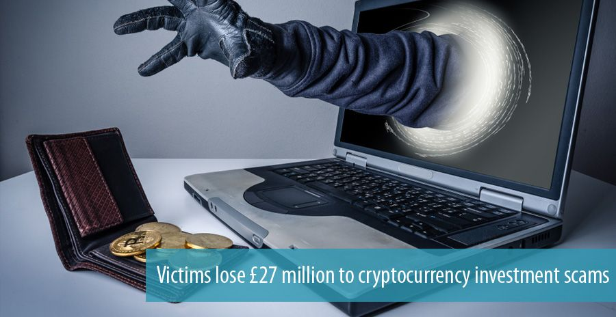 tax relief for victimes of cryptocurrency scams