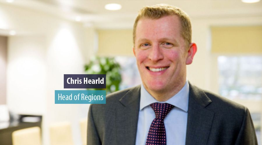 Chris Hearld appointed to KPMG national executive team