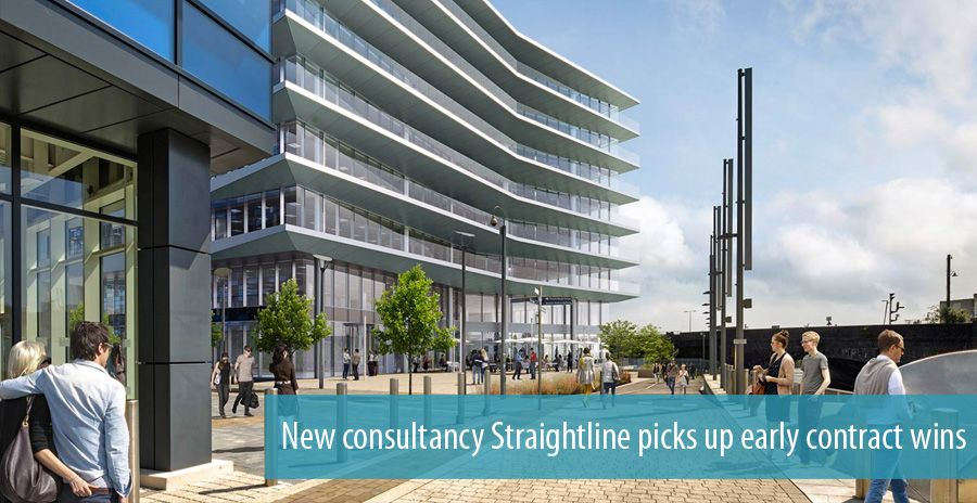 New consultancy Straightline picks up early contract wins