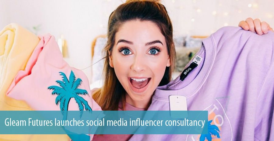 Gleam Futures launches social media influencer consultancy