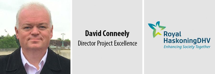David Conneely, Director Project Excellence, Royal HaskoningDHV
