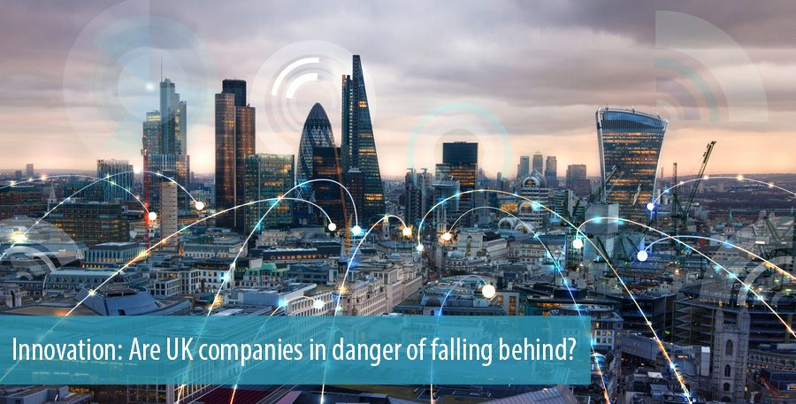Innovation: Are UK companies in danger of falling behind?
