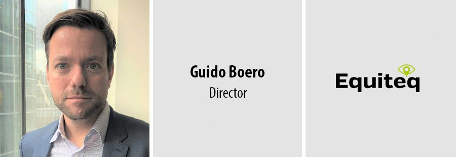 Guido Boero joins Equiteq as a Director