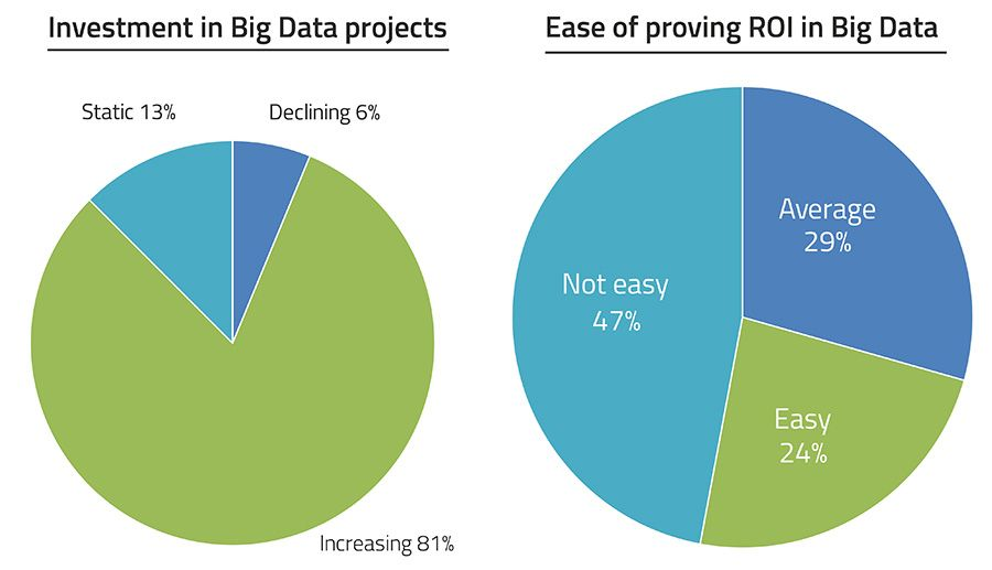 Investment in Big Data projects