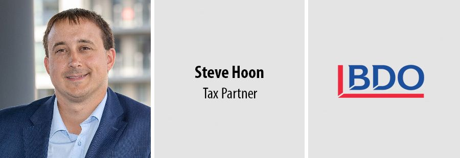 Steve Hoon - Tax Partner at BDO Southampton