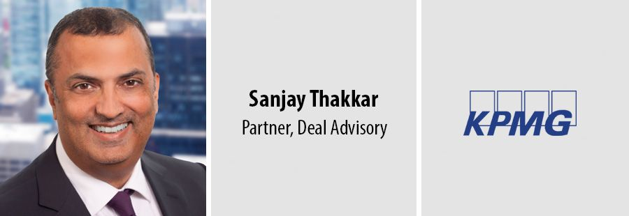 Sanjay Thakkar, Partner Deal Advisory at KPMG