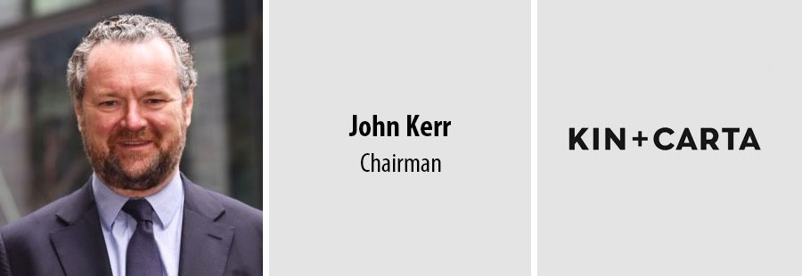 Former CEO of Deloitte Consulting John Kerr joins Kin + Carta