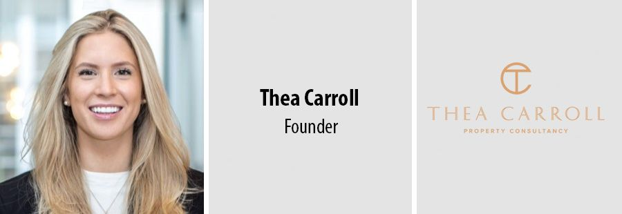 Thea Carroll, Founder of Thea Carroll Property Consultancy