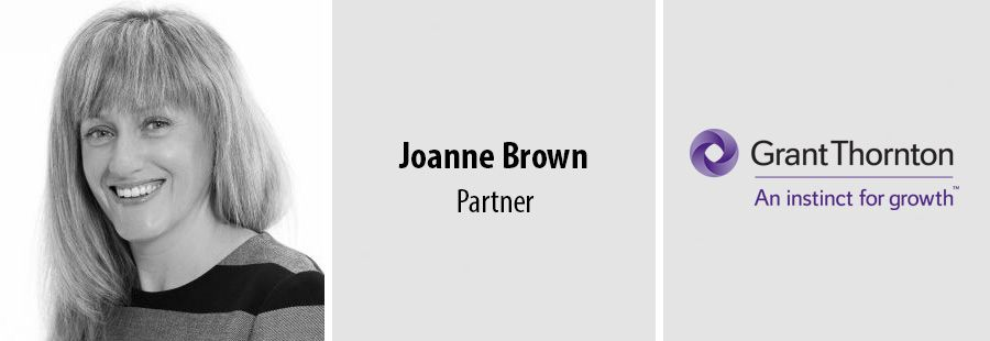 Joanne Brown, Parnter at Grant Thornton