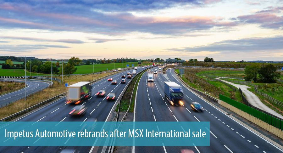 Impetus Automotive rebrands after MSX International sale