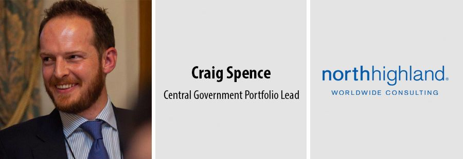Craig Spence, Central Government Portfolio Lead, North Highland