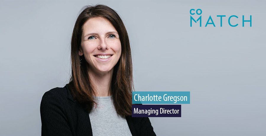 Charlotte Gregson on Comatchs growth in the UK