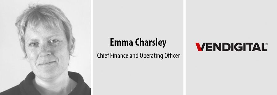 Emma Charsley, CFO at Vendigital