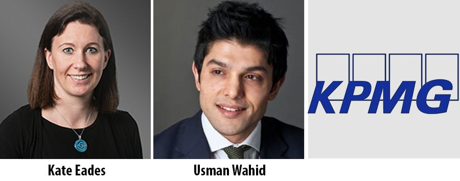 KPMG Legal appoints Kate Eades and Usman Wahid as Partners
