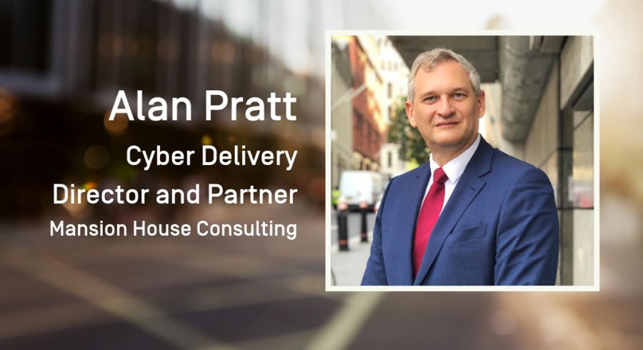 Cybersecurity expert Alan Pratt joins Mansion House Consulting