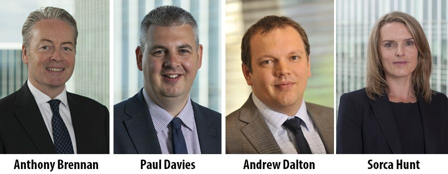 Begbies Traynor adds four Advisory partners in London
