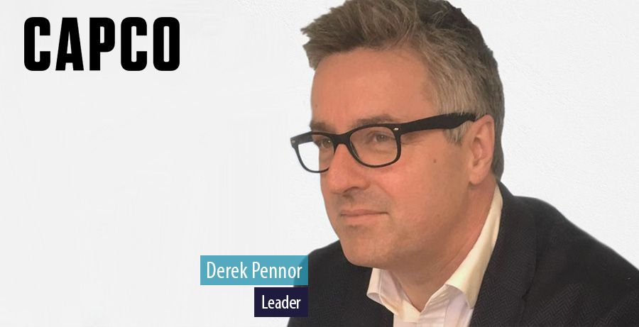 Derek Pennor joins Capco's Edinburgh office