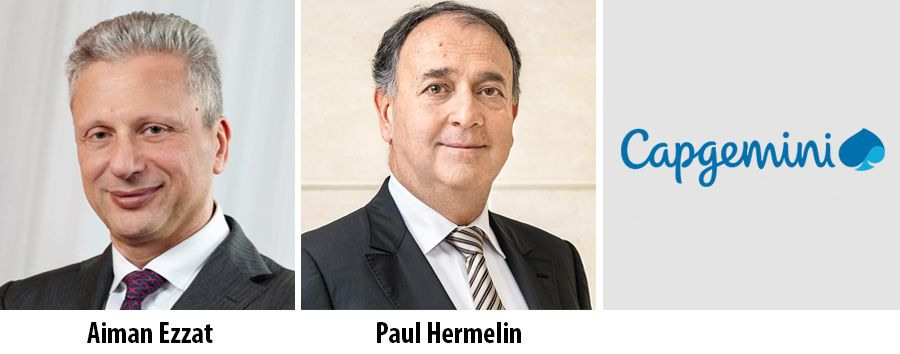 Capgemini to split CEO and Chair roles in management shake-up
