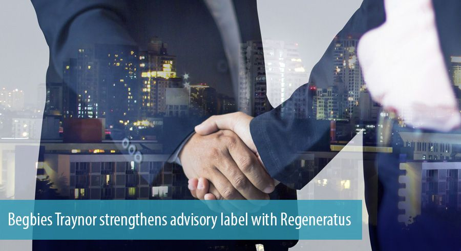 Begbies Traynor strengthens advisory label with Regeneratus