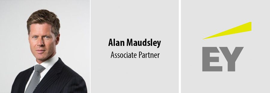 Alan Maudsley to lead new EY Scotland PMM team