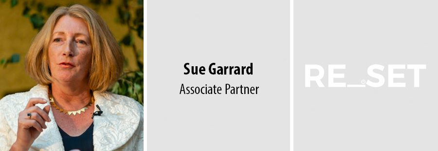 Re_Set appoints Sue Garrard as Associate Partner