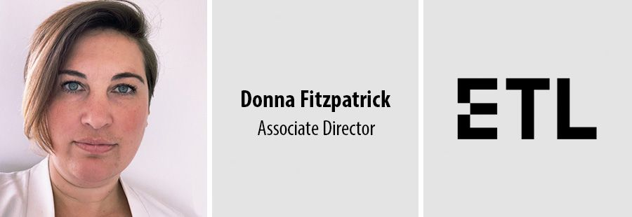 Donna Fitzpatrick joins infrastructure advisory firm ETL