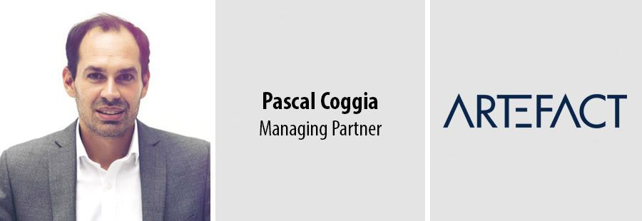 Pascal Coggia, Managing Partner at Artefact