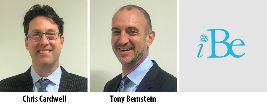 Chris Cardwell and Tony Bernstein join FS consultancy iBe