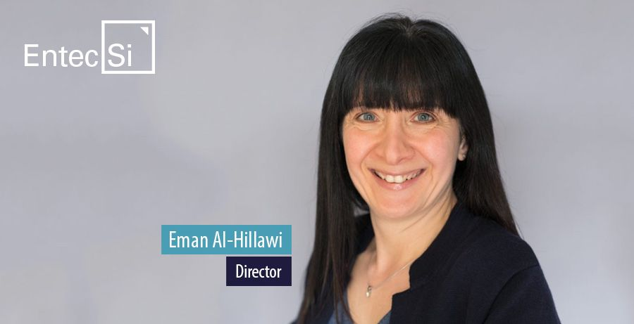 Eman Al-Hillawi, Director, Entec Si