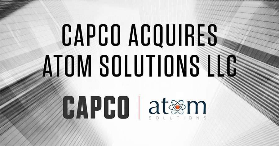 Capco acquires Atom Solutions LLC