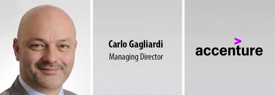 Carlo Gagliardi, Managing Director at Accenture