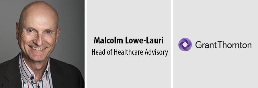 NHS executive Malcolm Lowe-Lauri joins Grant Thornton