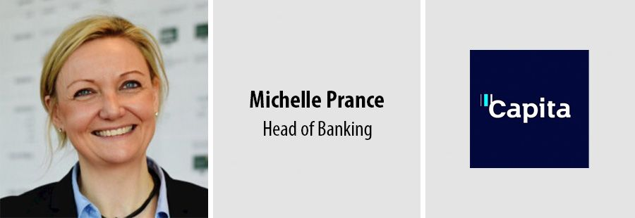 Michelle Prance joins banking consulting arm of Capita