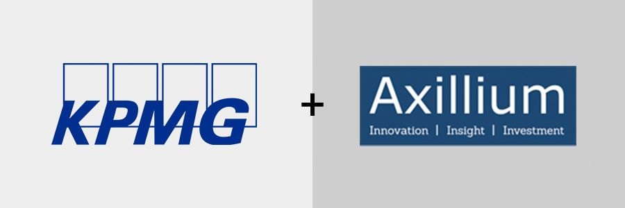 KPMG launches innovation scale-up with Axillium partnership