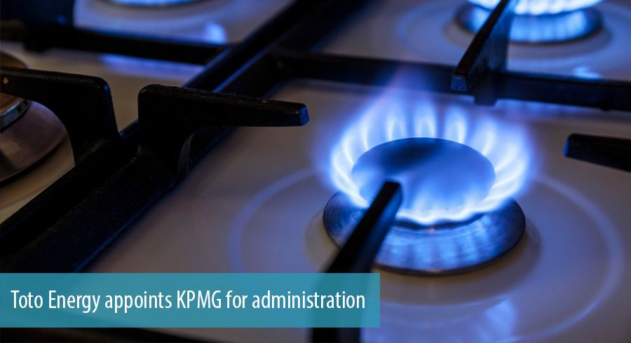 Toto Energy appoints KPMG for administration